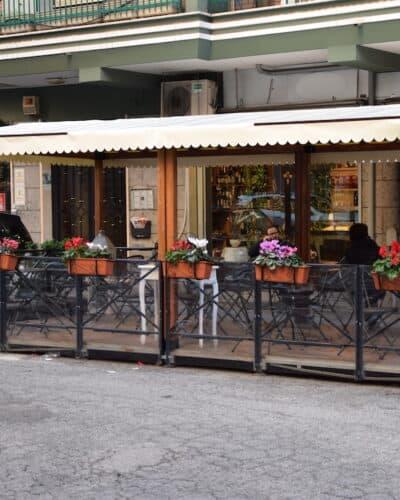 Dehor – Chiosco in legno per locali e attività